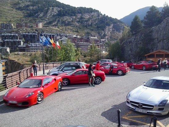 Nordic Hotel: Ferrari