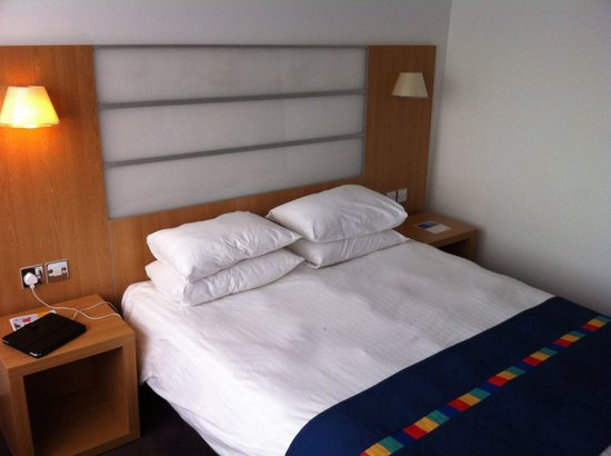 Park Inn by Radisson Northampton: Room 415