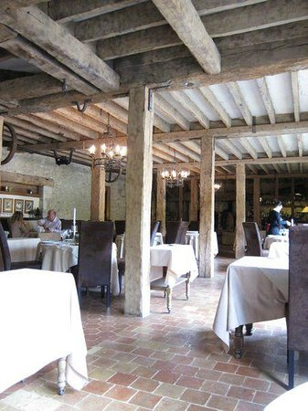 Domaine de Villeray : Breakfast and dining room