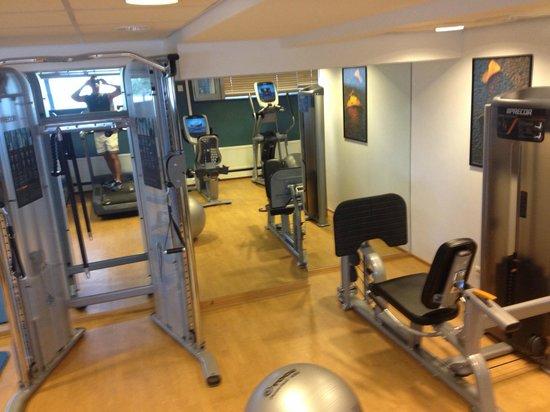 Hilton Helsinki Kalastajatorppa: Fitness centre