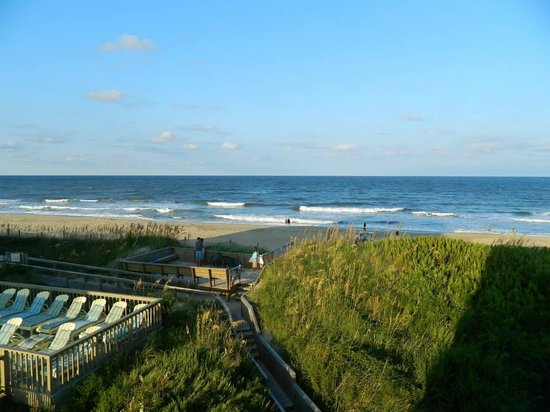 Surf Side Hotel: a View from our Balcony