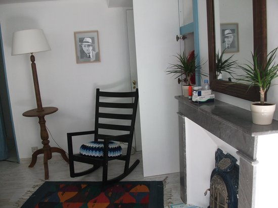 La Villa - Bordeaux Chambres d'Hôtes : Nicely decorated room