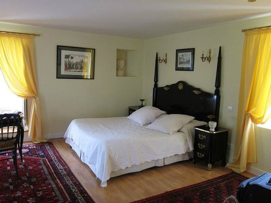 Les Moulins de Vontes : Lieutenant's Room