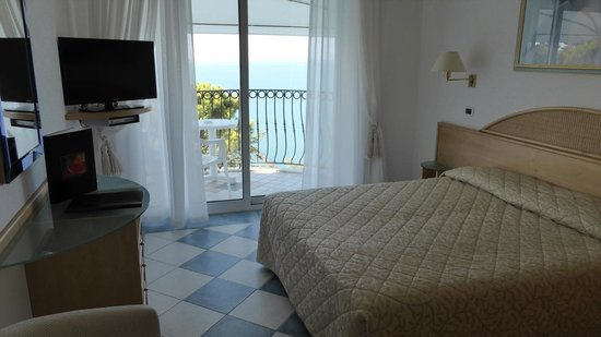 Hotel Posillipo Gabicce Monte: Rum 106
