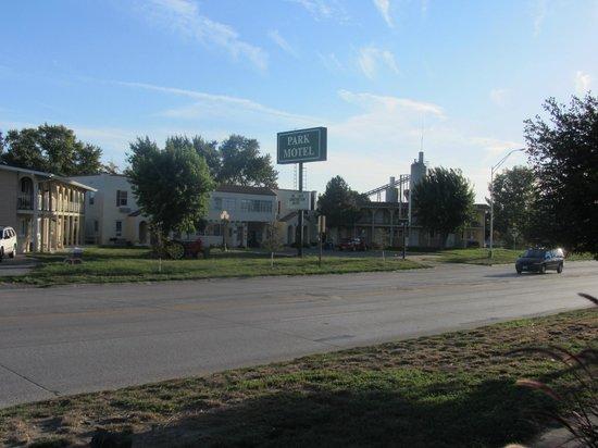 Historical Park Motel : Park Motel