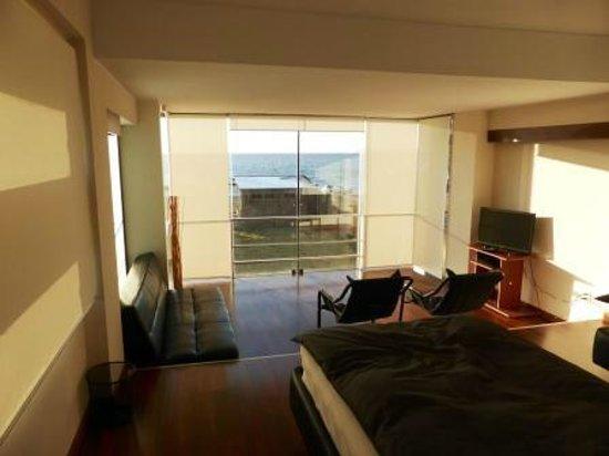 Onkel Inn Copacabana: View from room