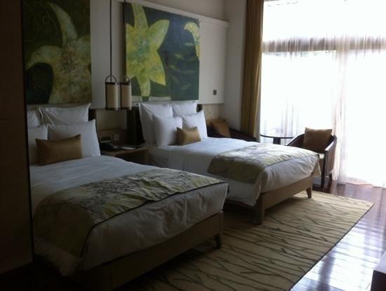 Renaissance Sanya Resort & Spa: villa second room