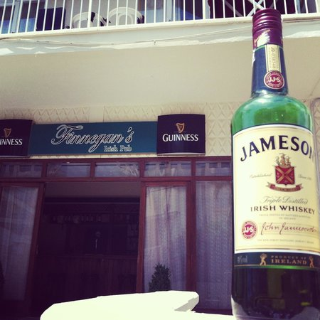 Can Pastilla, Spanje: Good 'ol Jameson
