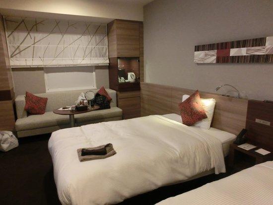 Mitsui Garden Hotel Sapporo : 客室