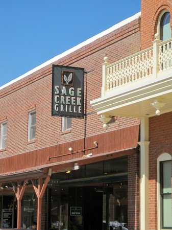 Sage Creek Grille : Custer SD Surprise