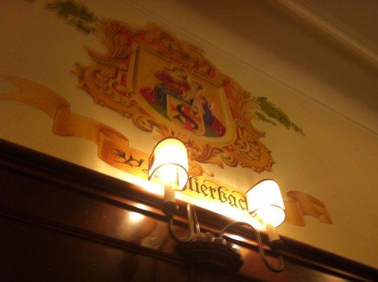Klosterhof: illuminazione interna