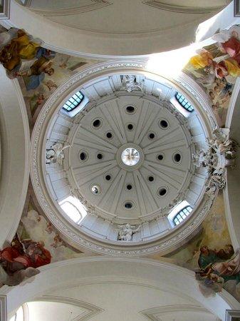 Dom zu Fulda: Ceiling