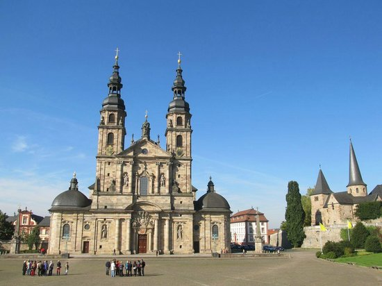 Dom zu Fulda: Wow