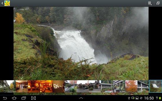 Salish Lodge & Spa: Snoqualmie Falls