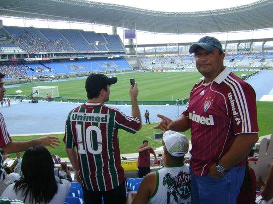 Estadio Olimpico Nilton Santos : Engenhão..RJ