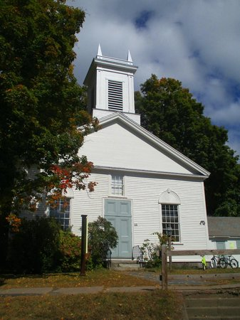Historic Deerfield: Church