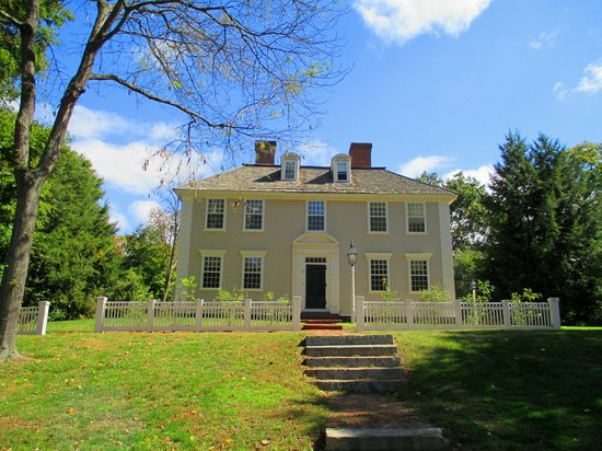 Historic Deerfield: An historic dwelling