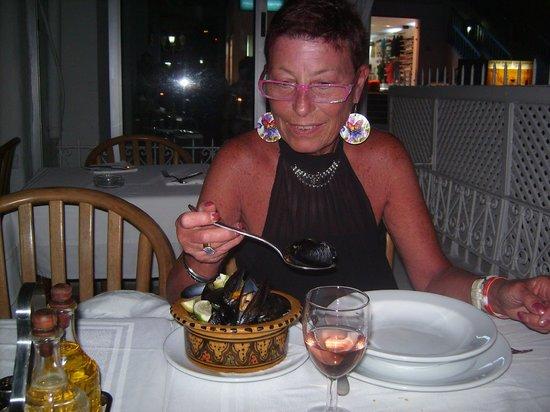 Fatma : Sautè di cozze