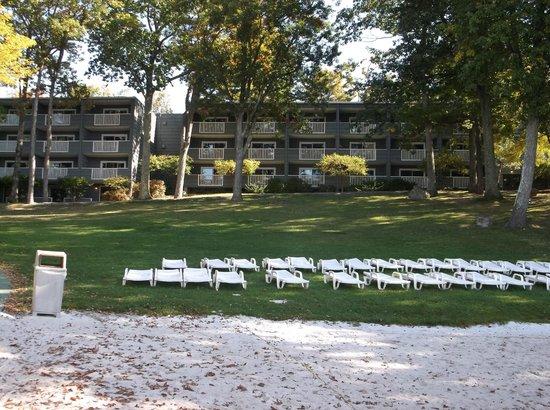 Woodloch Pines Resort : Hotel