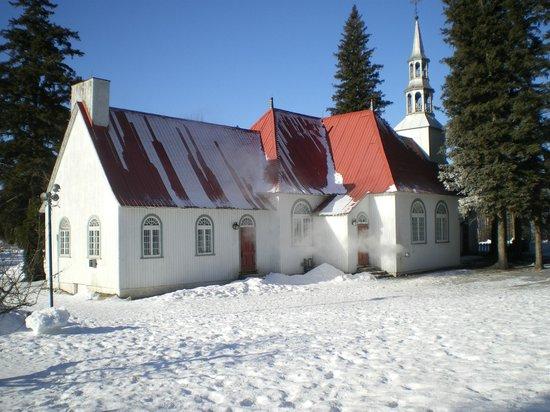 Ermitage Du Lac Tremblant: Chapelle