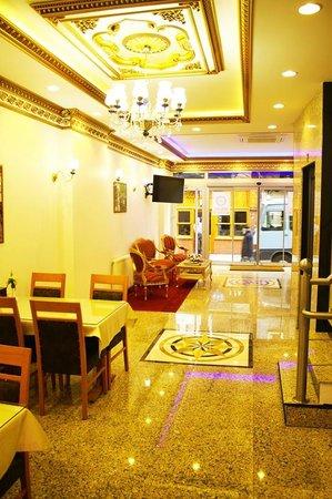 Hotel Nuhoglu: Lobby