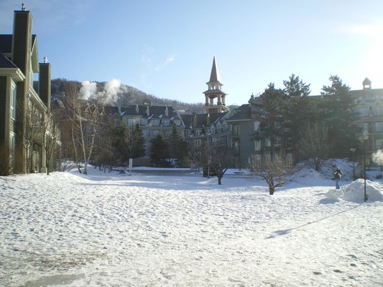 Ermitage du lac updated 2018 hotel reviews price for Lac miroir mont tremblant