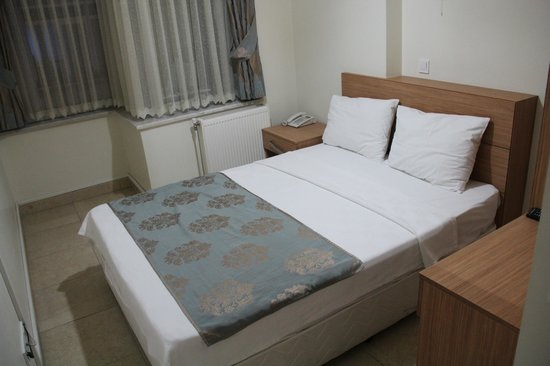 Hotel Nuhoglu: Double Room