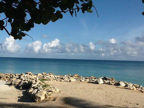 Siboney Beach Club: Beach Shot