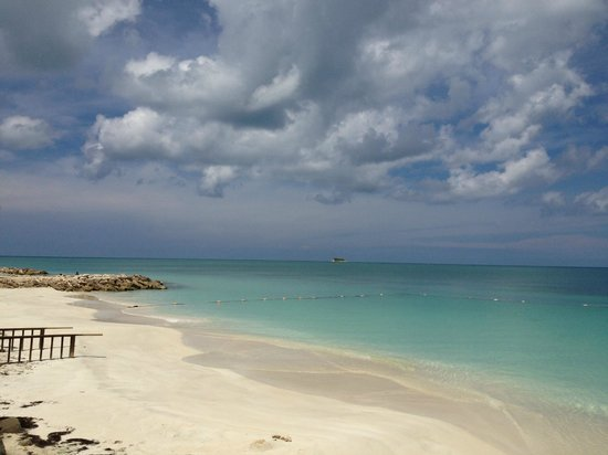 Siboney Beach Club: Money shot of beach