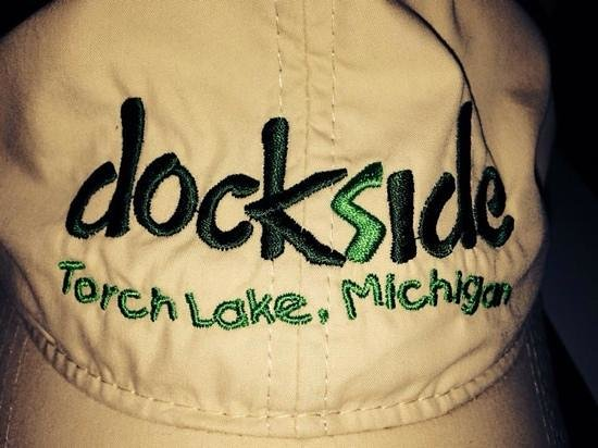 Dockside: The hat...