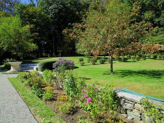 Chesterwood Museum : The Garden Area