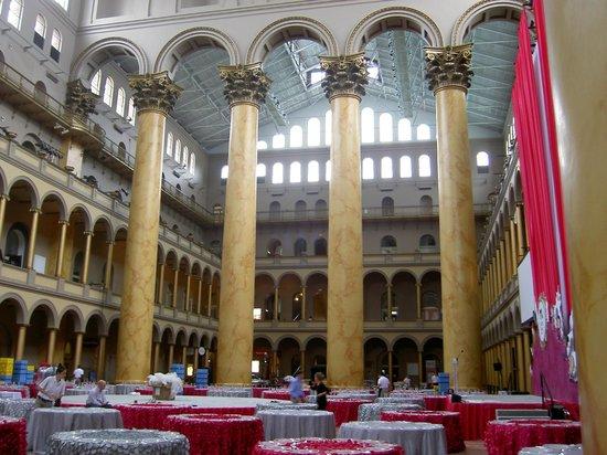 National Building Museum Washington Dc 2021 Alles Wat U Moet Weten Voordat Je Gaat Tripadvisor