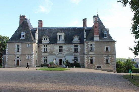Chateau de Noizay : chateau