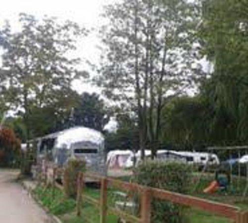 York Marine Services Ltd.: Happy Camper airstream and campsite
