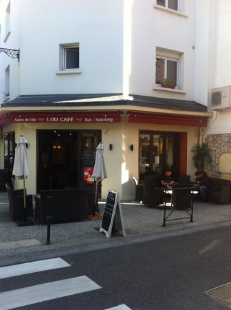 French Coffee Shop : Lou Cafe