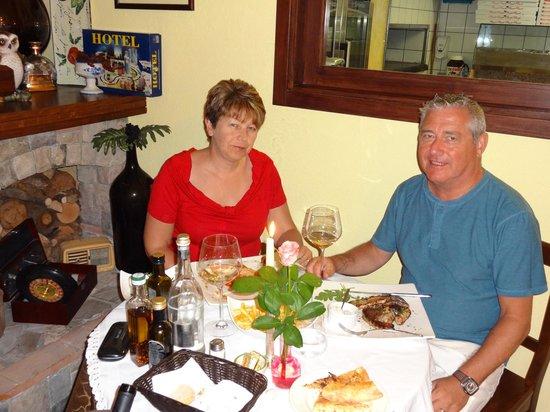 Hotel Prestige Sorrento: Restaurant Il Rifugio