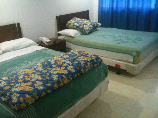 Sol Caribe San Andres : Esta era la habitación