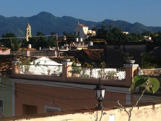 Hostal Casa Ma Dolores: View from the roof terrace
