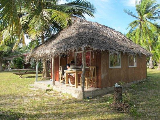 Pension Hotu: bungalow