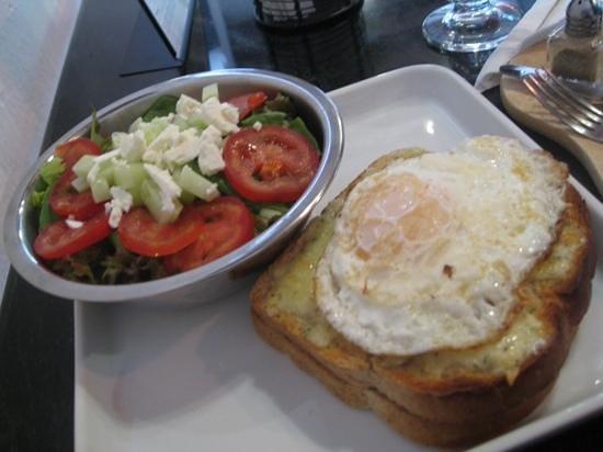 Metiz Bistro Frances : a tasty meal