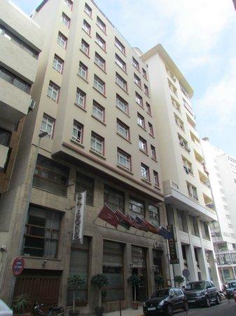 Hotel les Saisons : Exterior view