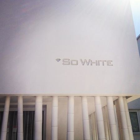 So White Boutique Suites: front of hotel