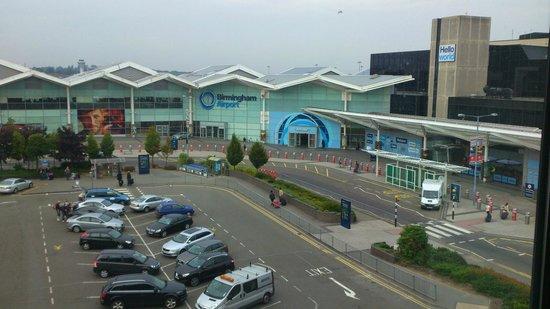 Novotel Birmingham Airport: It is next to Birmingham Airport...