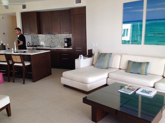 Gansevoort Turks + Caicos: One bedroom suite