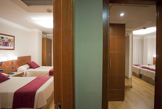 Hotel Blue Longoria Plaza: FAMILY ROOM