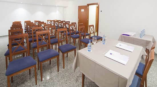 Hotel Blue Longoria Plaza: SALON ENOL