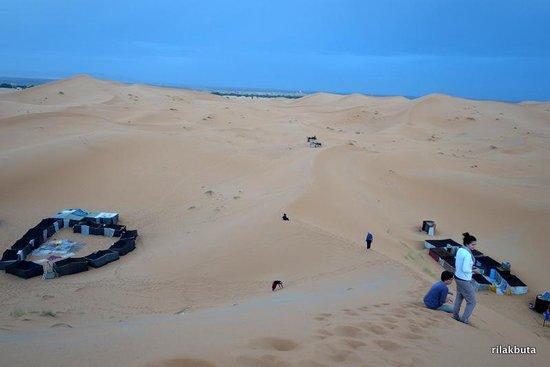 Hotel Kasbah Mohayut: desert tents