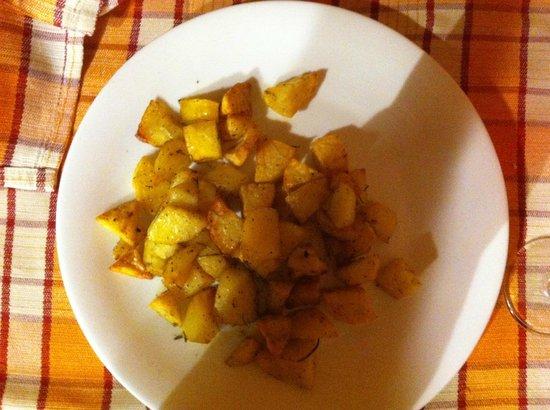 Amelindo Country Style: contorno - patate al forno