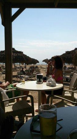 Voyage Belek Golf & Spa: Beach Bar