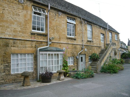 Noel Arms Hotel: view of the B&B